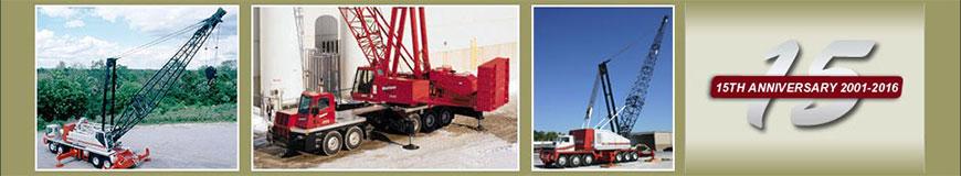lattice truck cranes