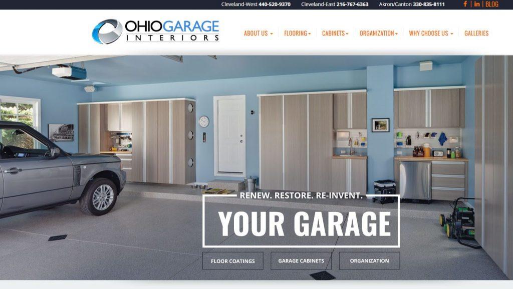 Ohio Garage Interiors