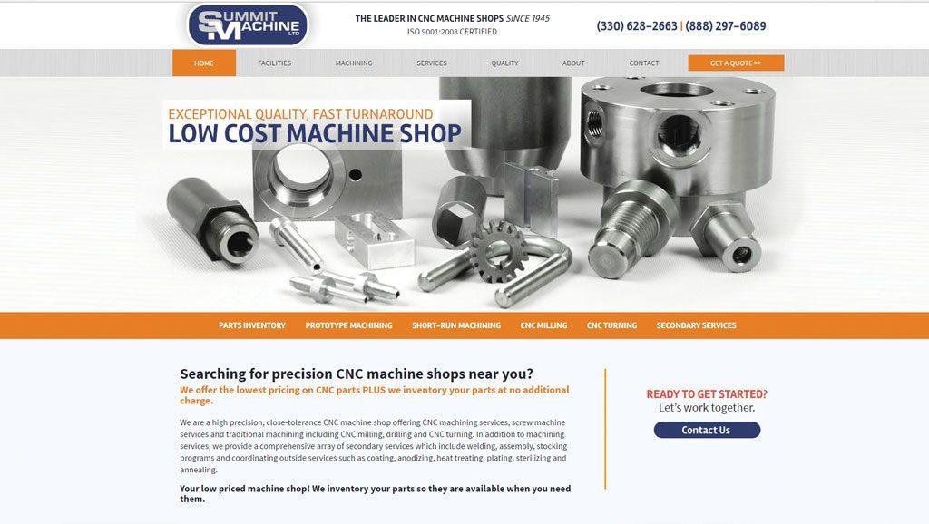machine-shop-web-design-ohio