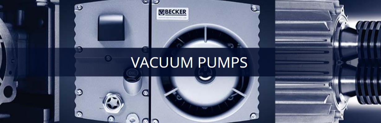 Becker Industrial Vacuum Pumps