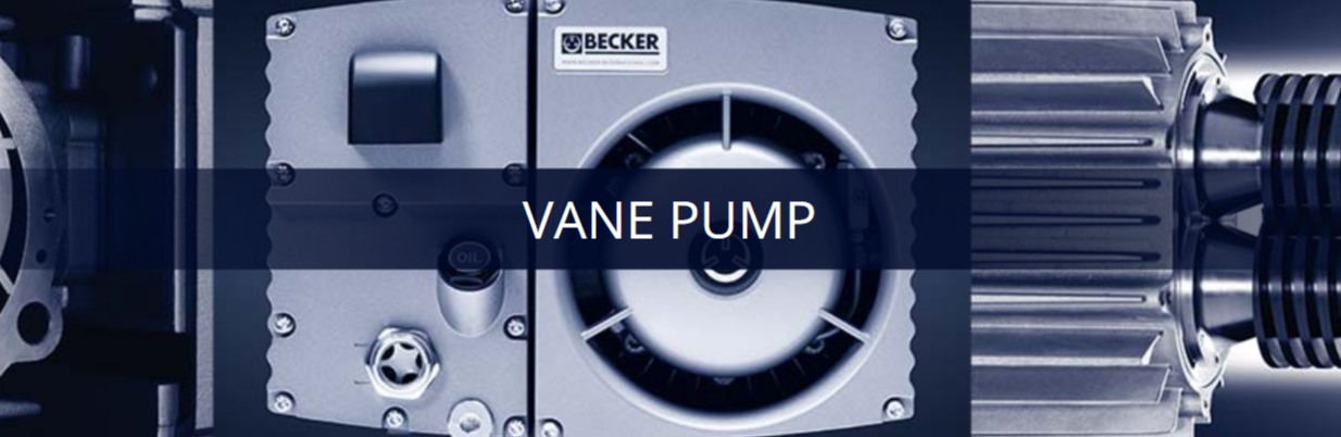 Becker Vane Pump