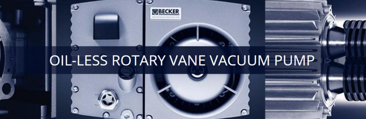Rotary Vane Pump - Becker Pump's