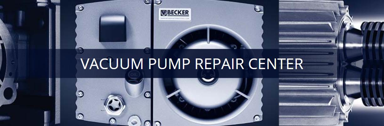Vacuum Pump Repair Center