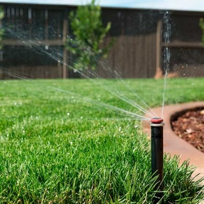 Allscapes Ohio Lawn Irrigation System