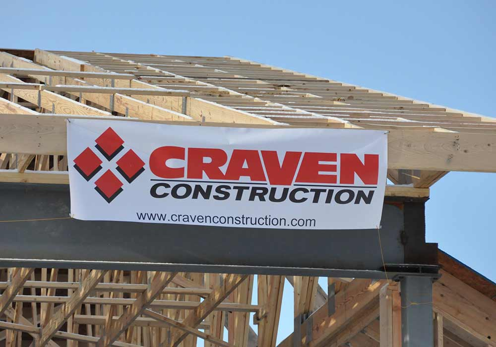 Commercial Construction Businesses-Craven Construction