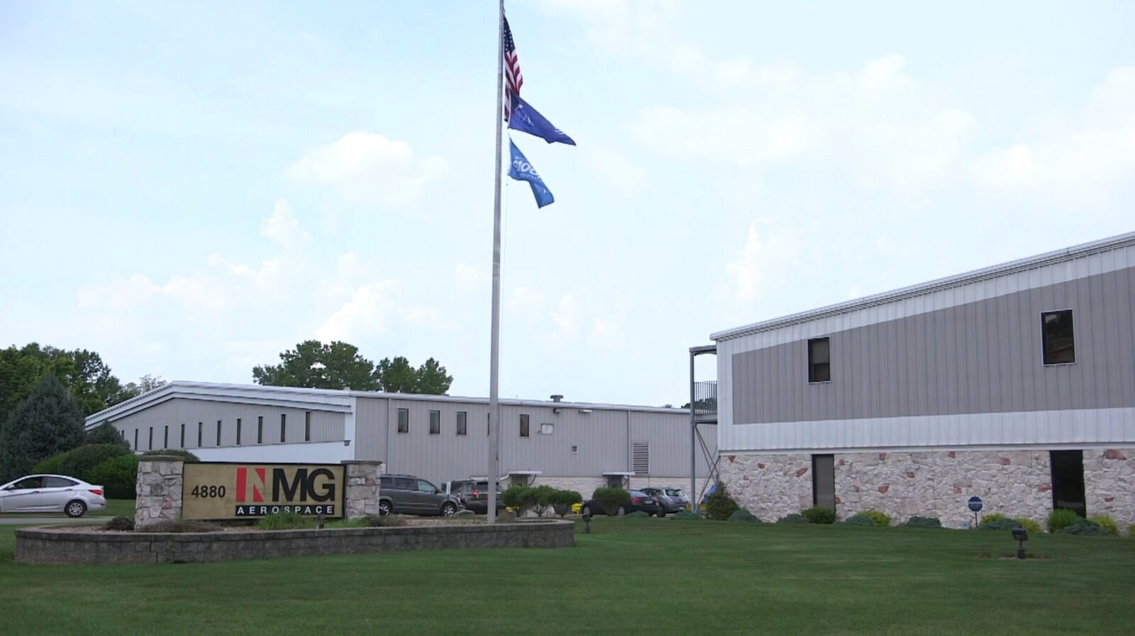 Aerospace components manufactures - MMG