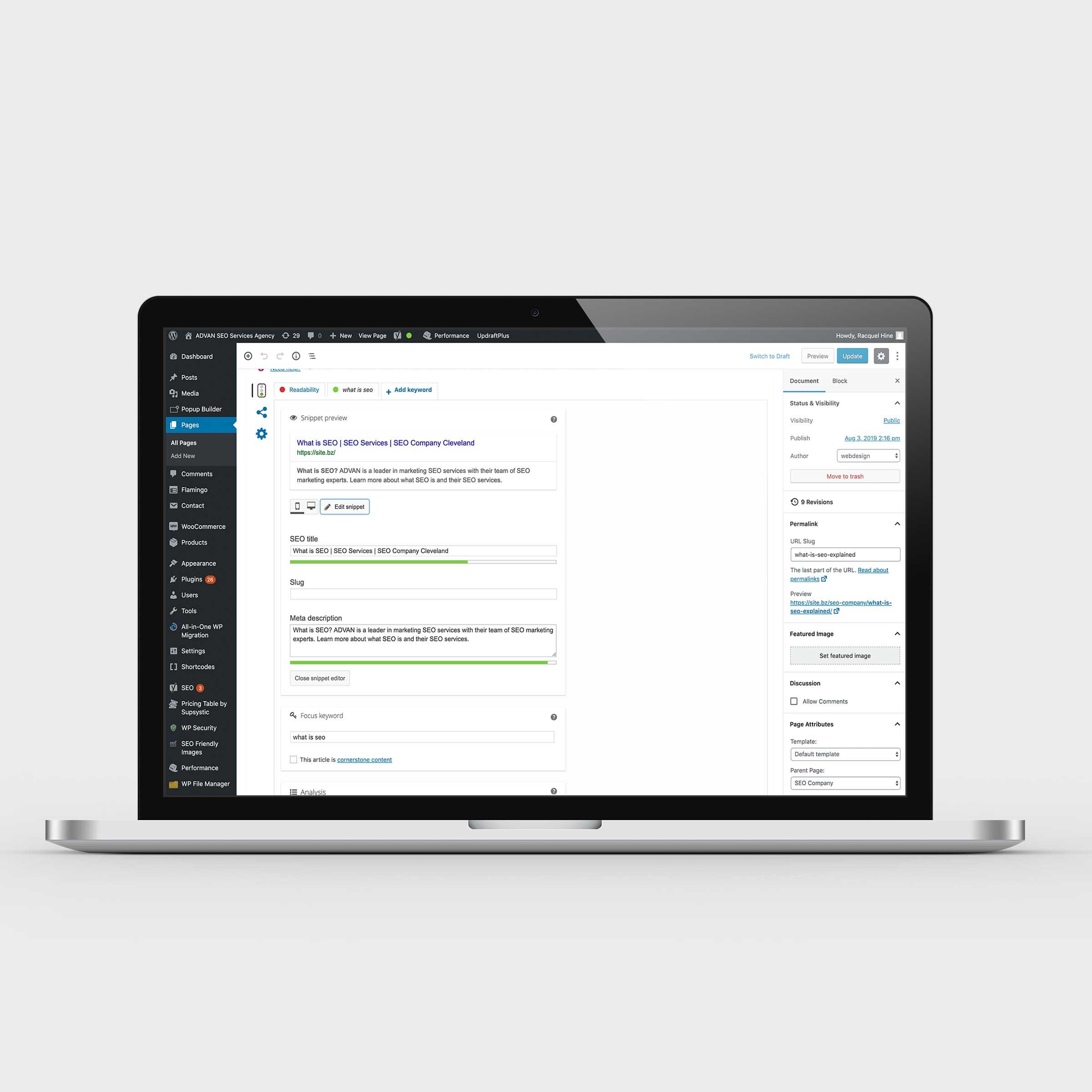 Wordpress website development  | WordPress SEO Company