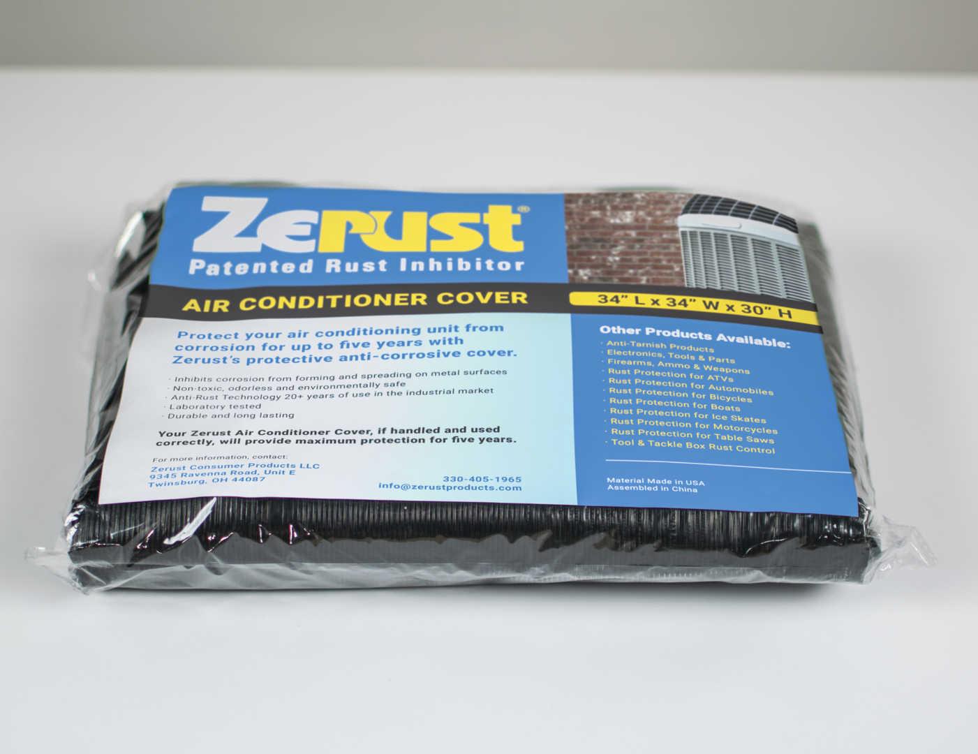 Zerust Air Conditioner Cover
