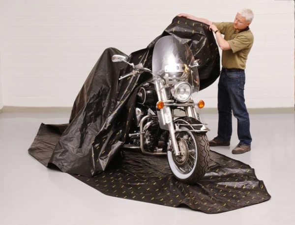 Anti Rust Motorcycle Storage Bag