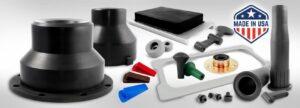 rubber components manufacturer samples