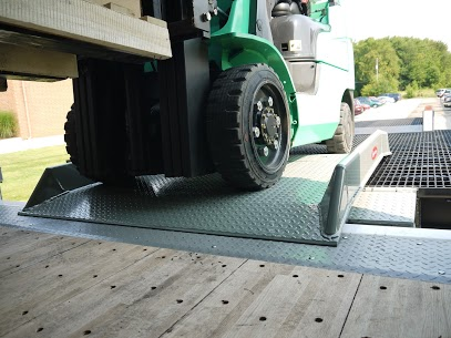 Forklift Dock Plates - Dock Boards - Copperloy by JH Industries, Inc. - Home of the Ultimate Yard Ramp and Loading Dock Equipment