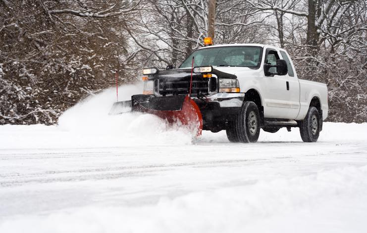 commercial snow removal service - Allscapes Ohio - Residential & Commercial Landscaping and Hardscaping and Lawn Care Services