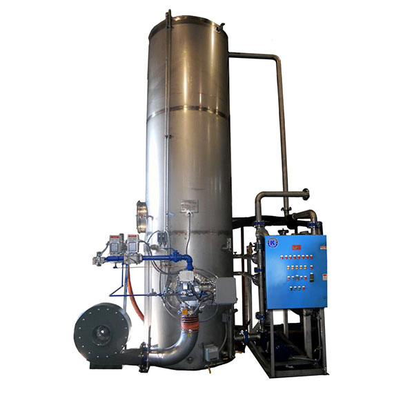 direct contact water heater