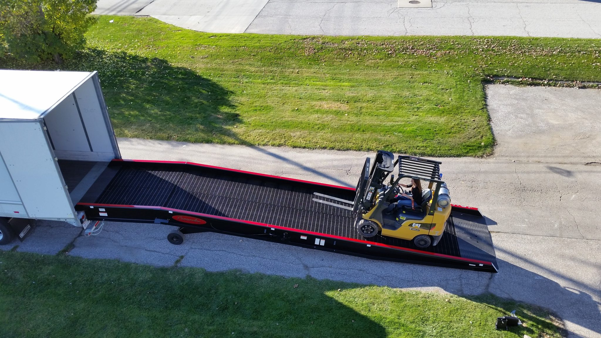 Loading Dock Ramps - Copperloy by JH Industries, Inc. - Home of the Ultimate Yard Ramp and Loading Dock Equipment