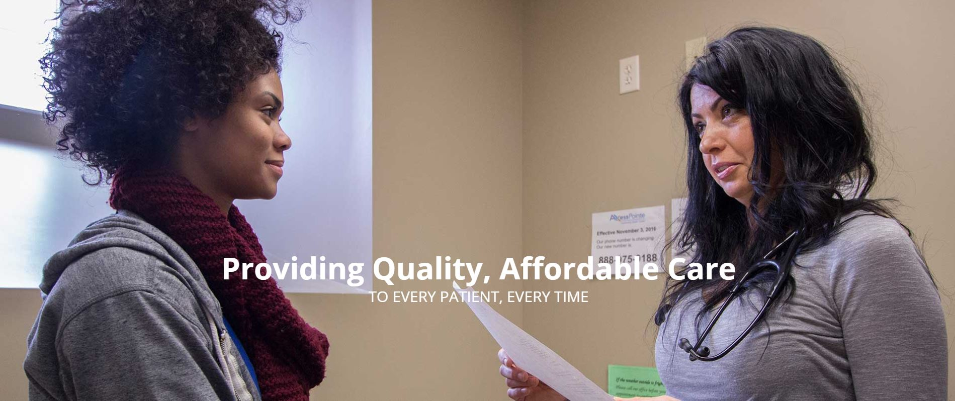 women's health - AxessPointe Community Health Centers - Affordable Dental Care