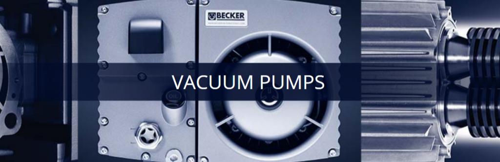 why choose Becker Pumps over a Busch Vacuum Pump
