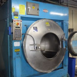 Steam Coils and Used Commercial Laundry Equipment