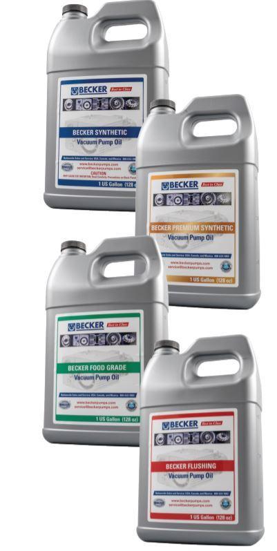 Alternative to Busch Pump Oil - Becker Pumps Corporation - Vacuum Pump Manufacturer