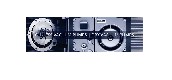 dry vacuum pump - Becker Pumps Corporation - Vacuum Pump Manufacturer