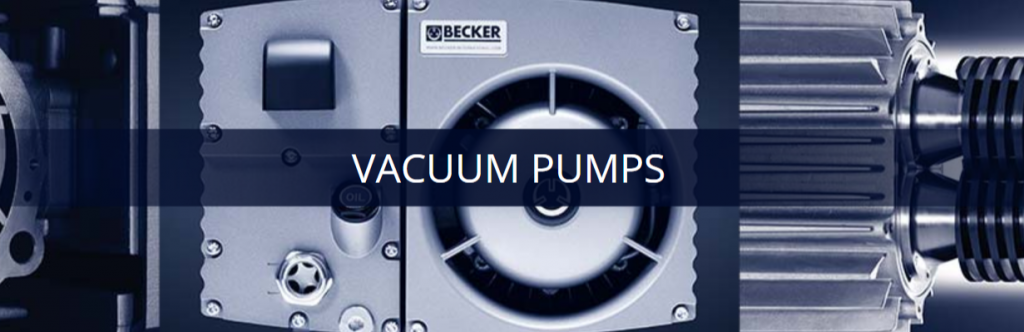 Rotary Vane Vacuum Pumps | Rotary Vane Vacuum Pump | Becker Pumps Corporation