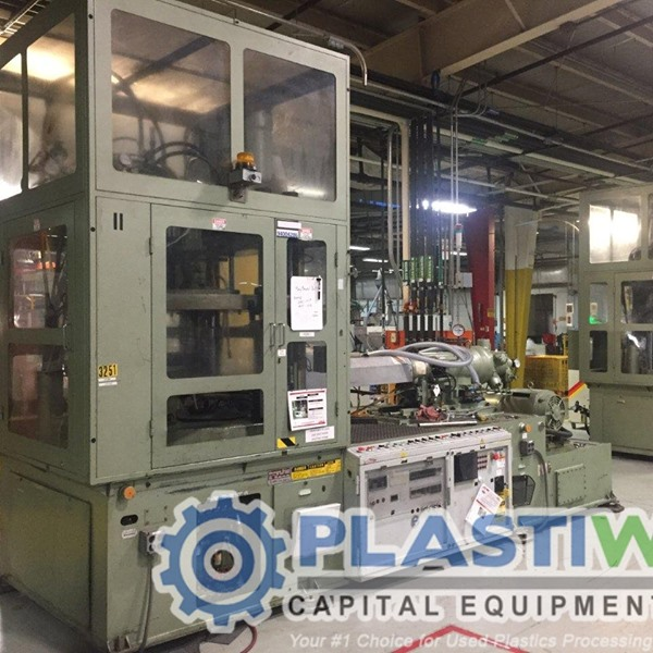 Used Injection Molding Equipment For Sale - PlastiWin Capital Equipment, LLC