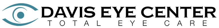 eye doctor open Davis Eye Center logo
