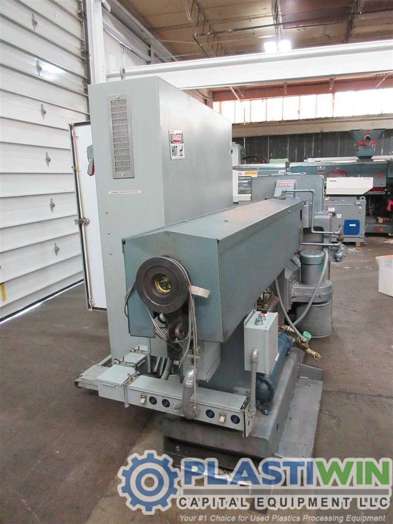 used extrusion equipment Welex