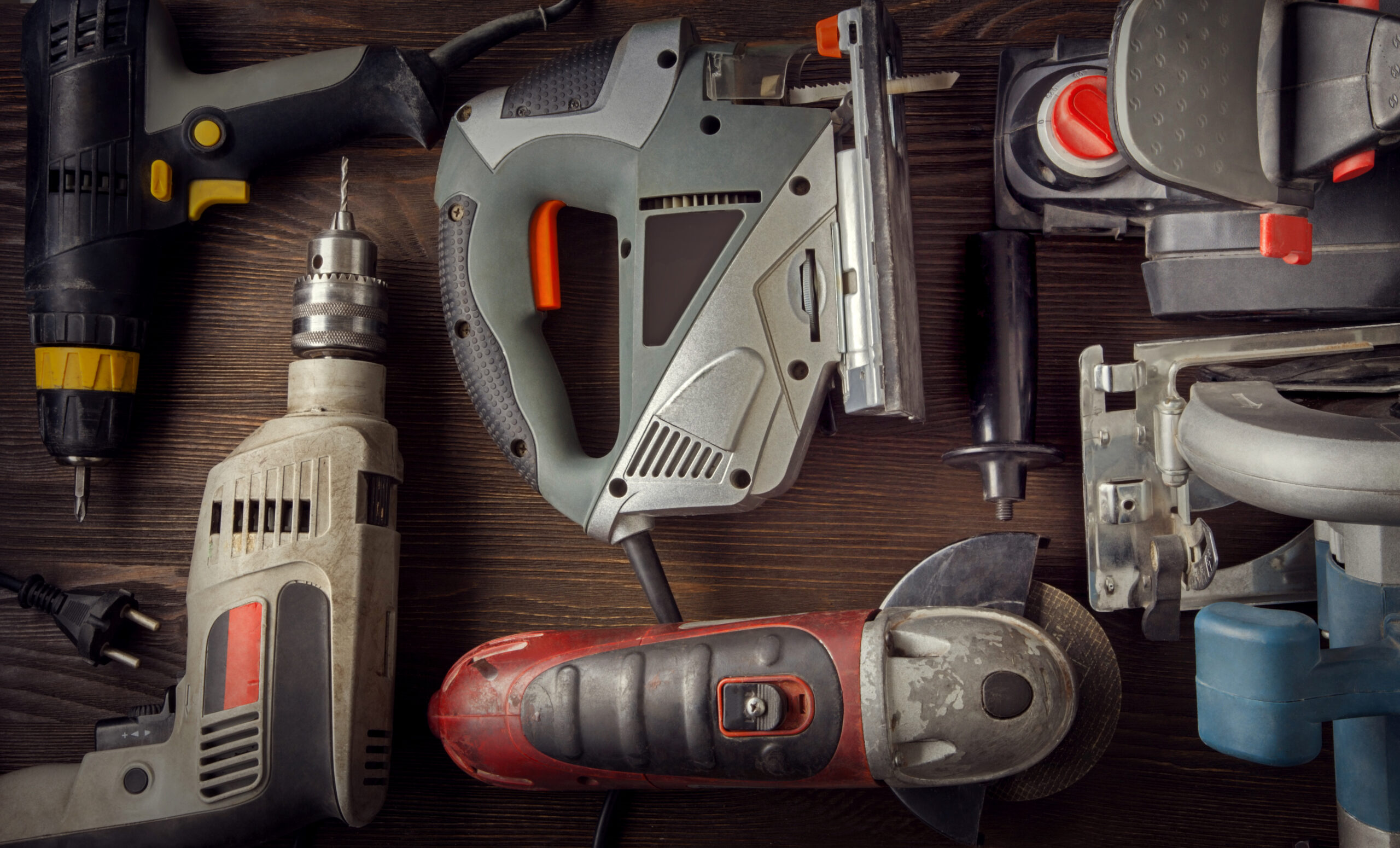 Power Tools | How to Prevent Tools from Rusting in Garage