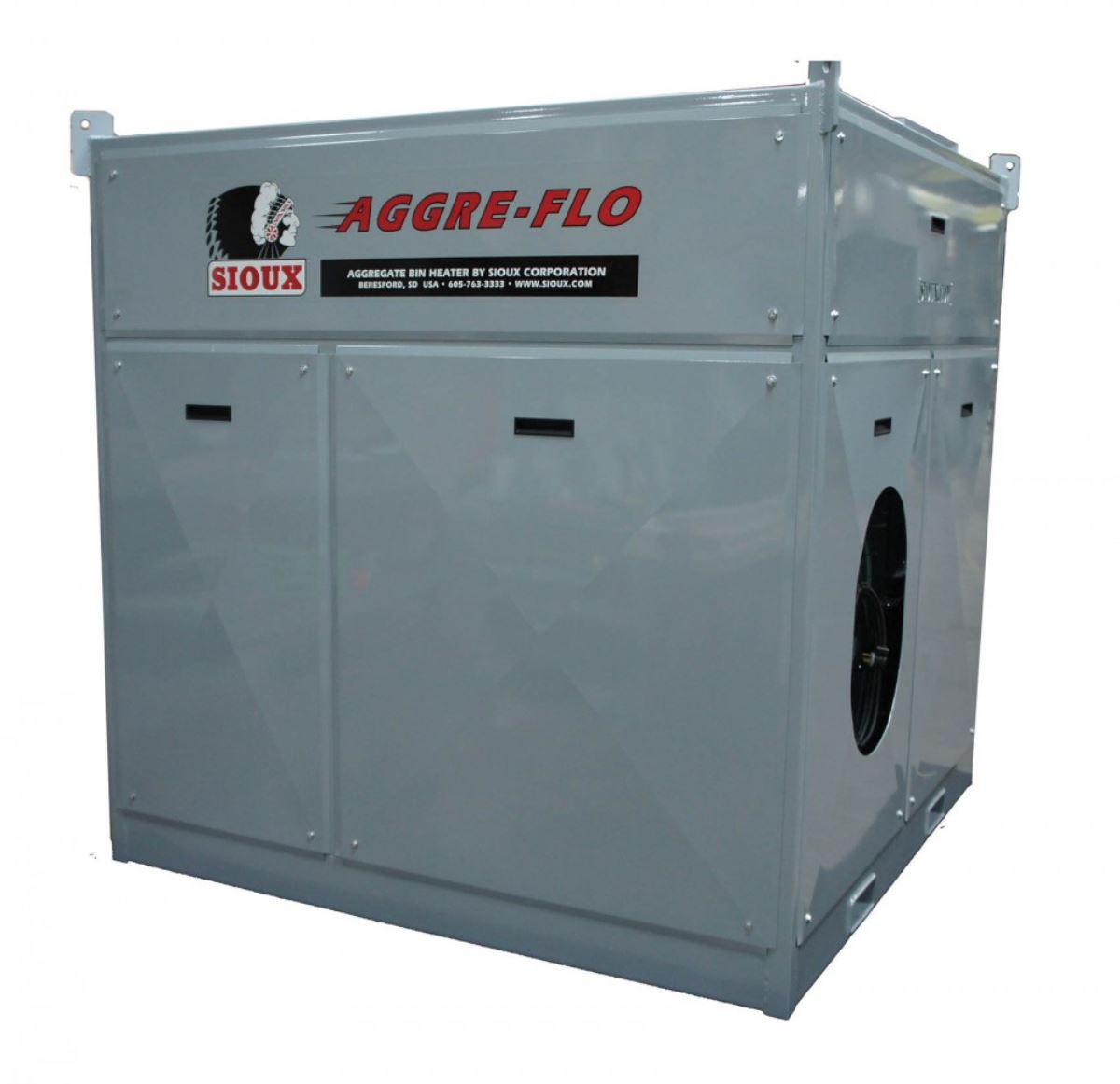 Sioux Aggre-Flo | Aggregate Equipment Specialists