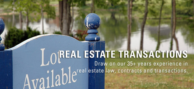 akron real estate attorney banner