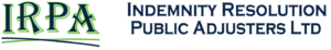 roofing insurance IRPA logo