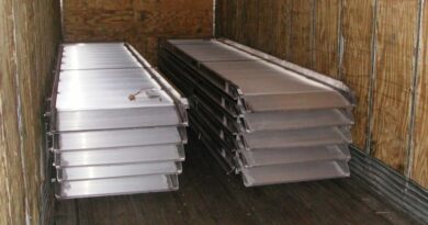 cargo van loading ramps