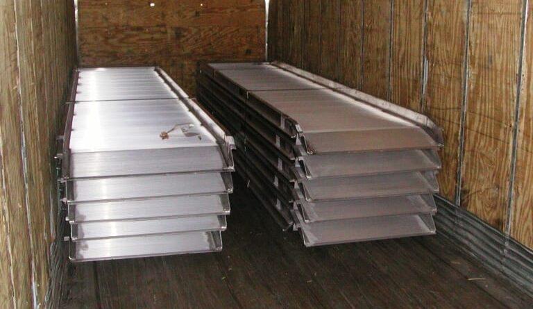 cargo van loading ramps