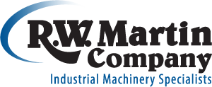 direct contact water heaters R. W. Martin Company logo