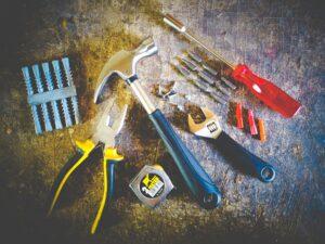 tool box liner tools